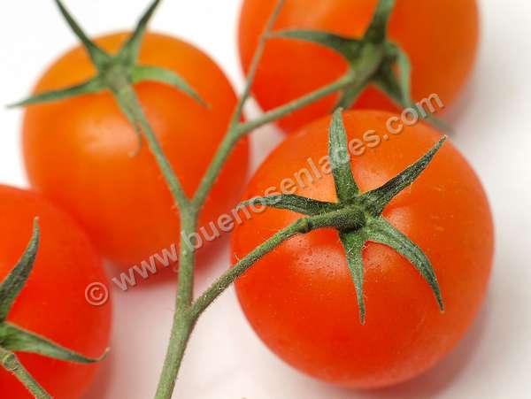 fotos de hortalizas, 3: tomates cherry