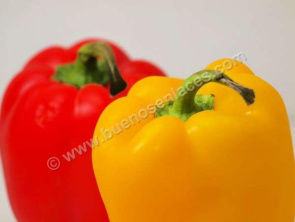 fotos de hortalizas, 4: pimientos