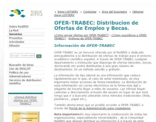 Ofertas de trabajo ofertas de empleo en el extranjero y - Ofertas de trabajo en madrid ...