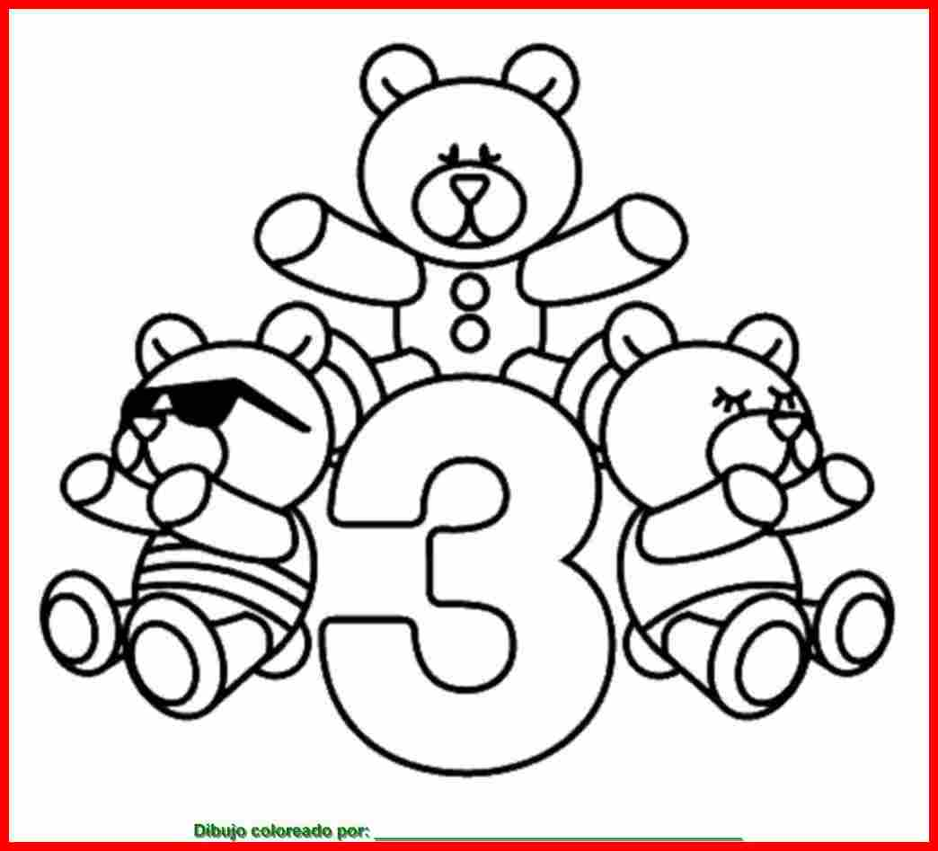 Dibujos Para Colorear Numeros. Kids Activity Paint By Numbers Online ...