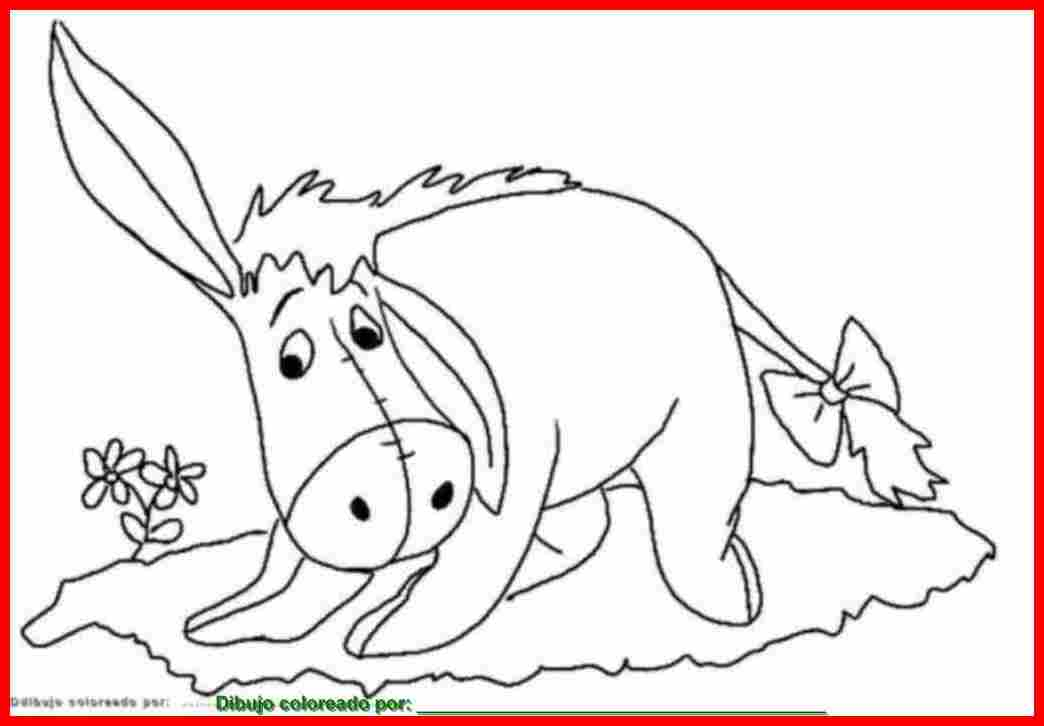 dibujo de animales domésticos para colorear e imprimir.