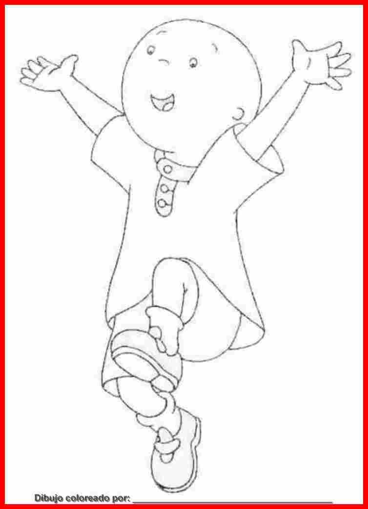 Dibujos Cayu. Amazing Dibujos De Caillou. Interesting Magnificos ...