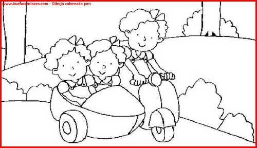 dibujos de ninos