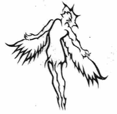 más tatuajes: mujer, mujeres, tatuajes de figuras, personas, alas, mujeres