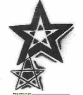 tattoos de estrellas. tattoos de estrellas