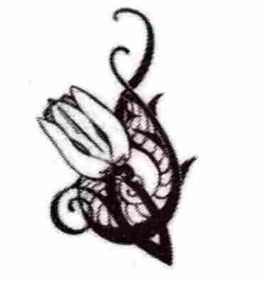 luciendo los tatuajes de un pasado. fotografia tatuaje flor. más tatuajes: flores, flor, flowers, tatuajes de