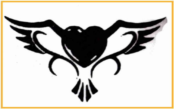 tattoos de alas. tatuajes de alas