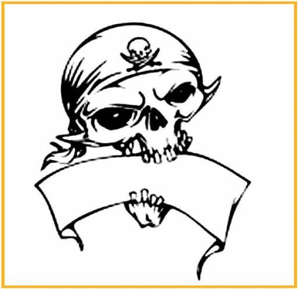 relacionadas: listones, calaveras, piratas, para poner nombres